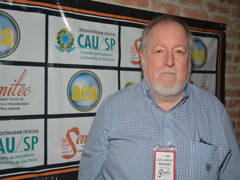 Entrevista Prof. Luiz Carlos Molion - Semitec de 2014
